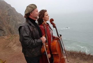 'Cello unleashed': Natalie Haas joins Alasdair Fraser for her Nevada Theatre debut Saturday