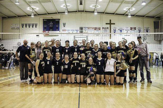 Forest Lake Christian and Paradise Adventist Academy competed against each other in a CIF NorCal Division VI volleyball semifinal contest. Even though there was a trip to the championship game on the line, the contest became more about one community helping another.