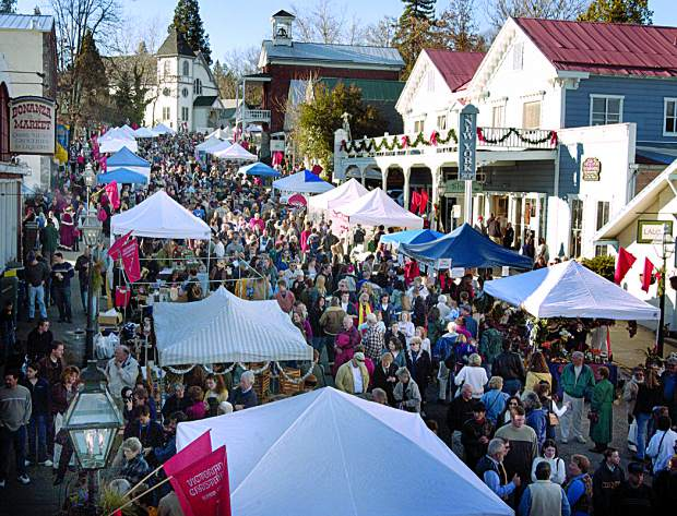 Victorian Christmas Nevada City 2019 Get in the holiday spirit Sunday during Victorian Christmas in