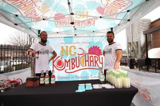 NC Kombuchary brings kombucha brewery to Grass Valley