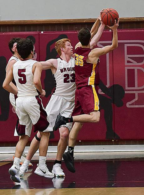 Bear River's defense held Calaveras to just 15 first half points and 39 total in Wednesday's first round playoff win.