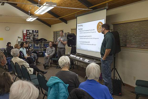 The League of Women Voters of Western Nevada County hosted a panel presentation,