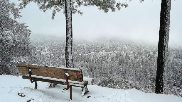 Cold Weather For The Week In Nevada County Theunion Com