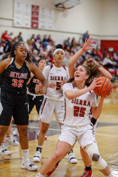 Aycee Willis and the Sierra College Wolverines won their playoff opener against Skyline College on Friday. The sophomore guard was also named an All-Big 8 Conference Selection last week.