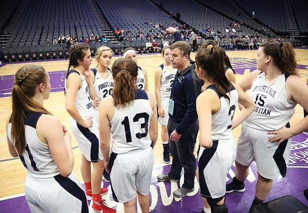 Forest Lake Christian is one win away from claiming the CIF NorCal Division VI Championship. The only thing standing in the Lady Falcons' way is the Etna Lions. The title game between the two tips off at 7 p.m. Tuesday at Etna High School.