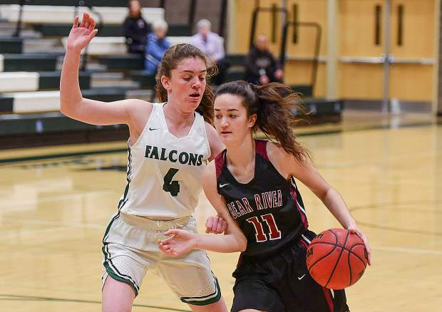 Bear River's Macey Borchert was named to the All-PVL Second Team.