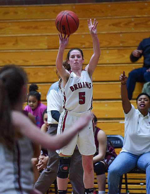 Bear River's Grace Billingsley was named to the All-PVL Second Team.