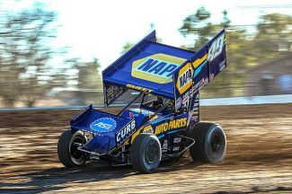AUTO RACING: Sweet looks to continue Series' streak of first-time winners this season