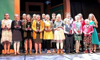 Exceptional orators shine at district tourney