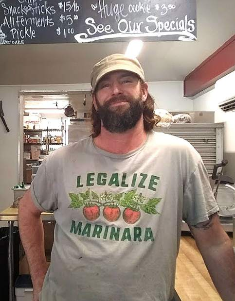 Jason Jillson, owner of The Ham Stand in Nevada City, wants people to know his culinary roots run deeper than curing meats and making sandwiches.
