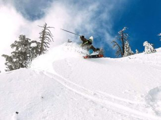 Deep snow deaths a reminder to stay safe on the mountain in the Sierra