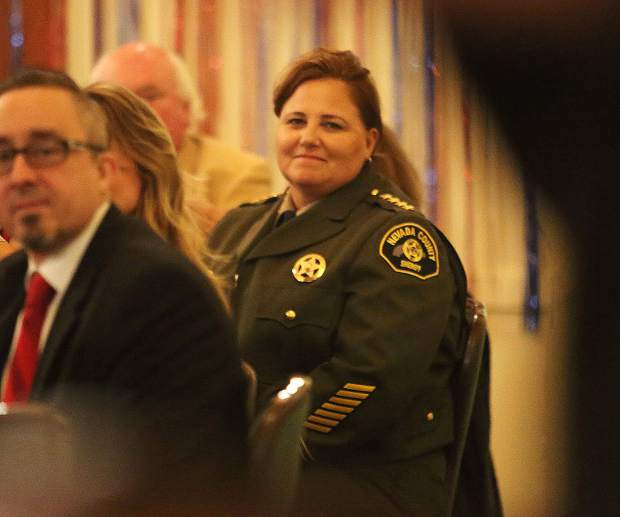 Sheriff Shannan Moon was also in attendance of the event.