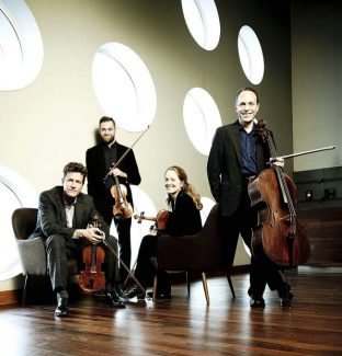 'The pinnacle of performers:' St. Lawrence Quartet perform at Seventh Day Adventist
