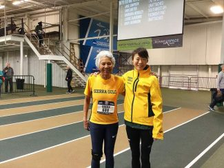 TRACK AND FIELD: Sierra Gold runs down Indoor National Championships