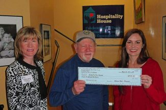 Welcome Club donates to three local charities