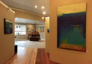 Grass Valley art studio shifts focus to local, solo artists