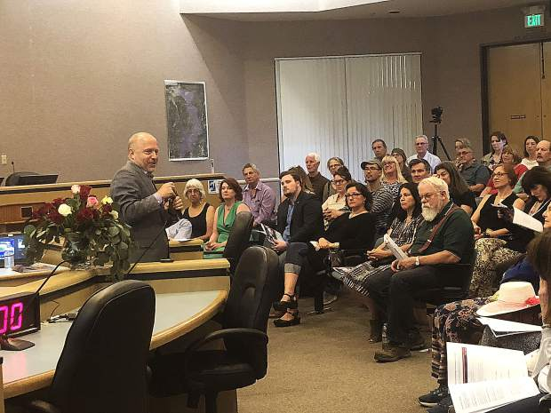 Randy Cohen articulated how art is a boon for the economy in Nevada County and across the country.
