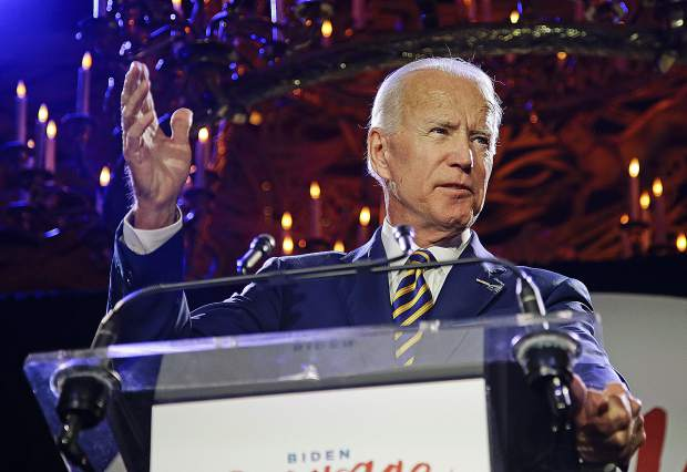 Nevada County woman says Joe Biden inappropriately touched her while working in his U.S. Senate office