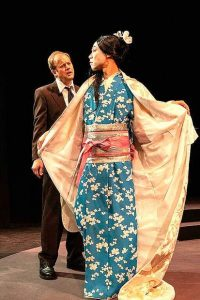 Community Asian Theatre of the Sierra's bold undertaking in M. Butterfly