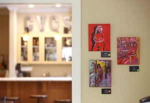 Grass Valley hotel embraces local artists