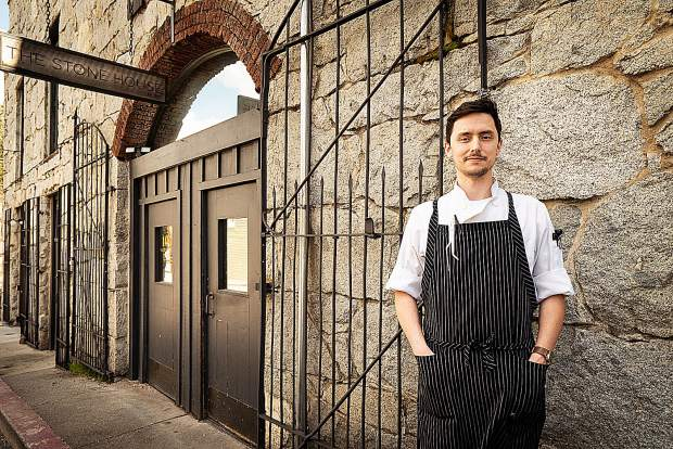 The Stone House in Nevada City has a new chef, bringing in Nick LaLonde.