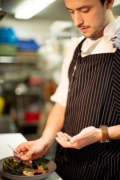 Nick LaLonde has taken over as the executive chef at The Stone House in Nevada City.