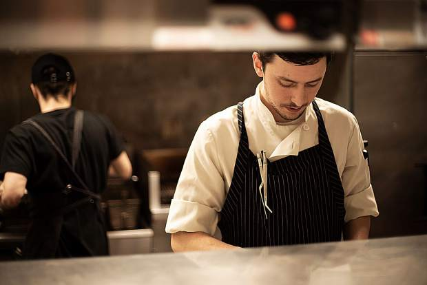Nick LaLonde has been chosen as the new executive chef at The Stone House in Nevada City.