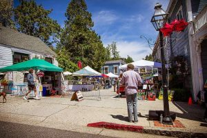 Village Market Day coming again to Nevada City