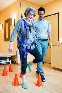 Balancing Act: Spring Hill Physical Therapy center adds balancing facility to help with stability
