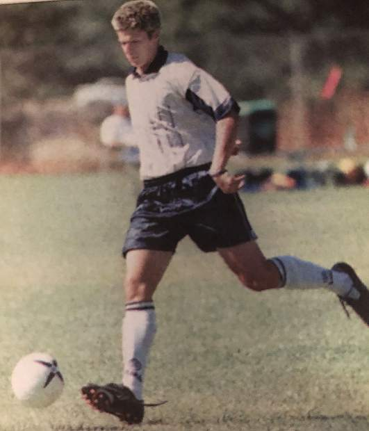 The 2001 Nevada Union graduate starred on the pitch for the Miners, playing three years on the varsity squad, earning All-Conference honors along the way and being named team MVP in 2001.