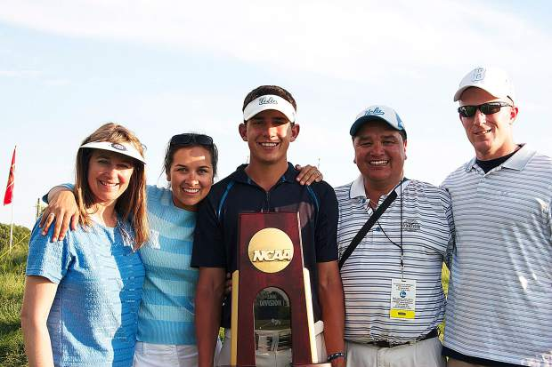 Erik Flores shined right away at UCLA and earned Pac-10 Freshman of the Year honors. He would go on to be the only UCLA golfer to earn All-Pac 10 First Team honors four times. He was an NCAA All-American three times, the 2008 U.S. Collegiate Individual champion, helped the Bruins win the 2008 National Championship and was a two-time team MVP.