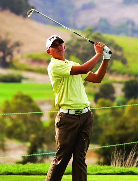 Erik Flores competed as a pro at the Frys.com Open PGA Tournament in 2011.