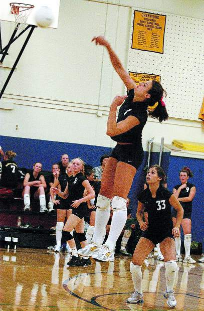 Ali Daley McColloch was a dominant force for the Miners, leading Nevada Union to a pair of Metro League volleyball titles (2003, 2004), three straight Sac-Joaquin Section Division I championships (2002-2004) and two NorCal titles (2003, 2004). Her success at the high school level was followed by even more success at the college and pro levels as a player and now as a coach.