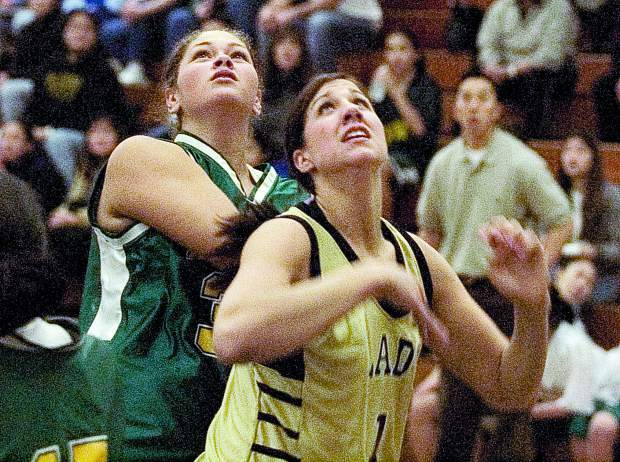 Ali Daley McColloch was a standout on the basketball court where she earned team MVP honors.