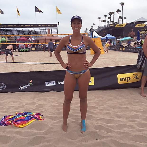 In 2012 Ali Daley McColloch took her game to the sand and joined the AVP Pro Tour, where she competed for six years and earned multiple top-five finishes throughout her career.