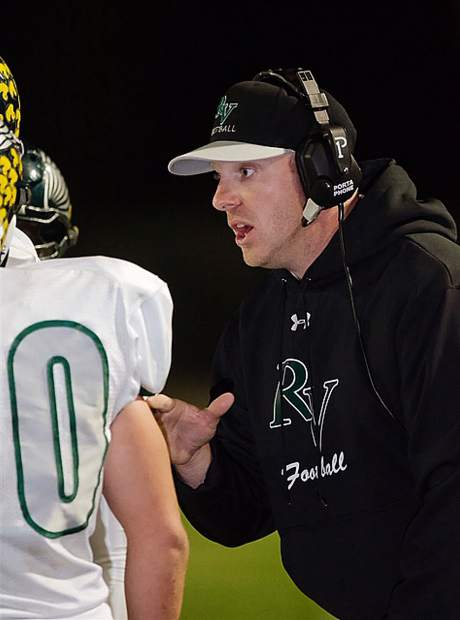 For the past six years, Brennan McFadden been the head coach of the football team at River Valley High School in Yuba City. Since taking over the program in 2014, his teams have made the playoffs four times.