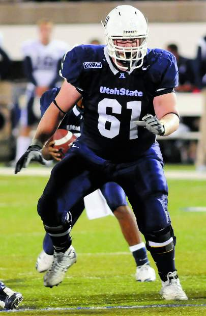 While at Utah State Brennan McFadden was four-year starter at guard and center. He was an All-WAC Second Team selection his junior year and was voted to be a team captain by his teammates his senior year.