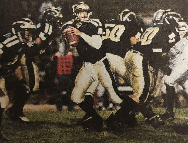 On the gridiron, Jon Sheets was a two-year varsity starter at quarterback and spurred the Miners to a league title in 2002. Sheets was an all-league first team selection his junior season, was the league MVP his senior season and was also selected as a football Optimist All-Star.