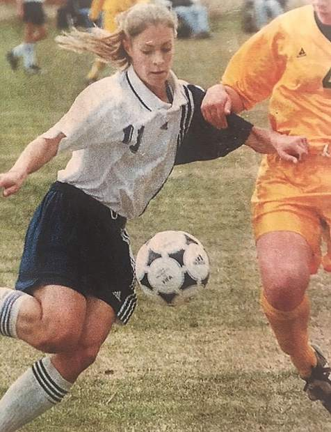 Lauren (Zealear) Dolan was a standout in multiple sports at Nevada Union. When it came to soccer she was the Miners Offensive Player of the Year twice, an All-Capital Athletic League First Team selection twice and also earned All-City and All-Metro honors as well.