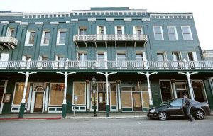 Work continues to revamp Holbrooke Hotel in Grass Valley, National Exchange Hotel in Nevada City
