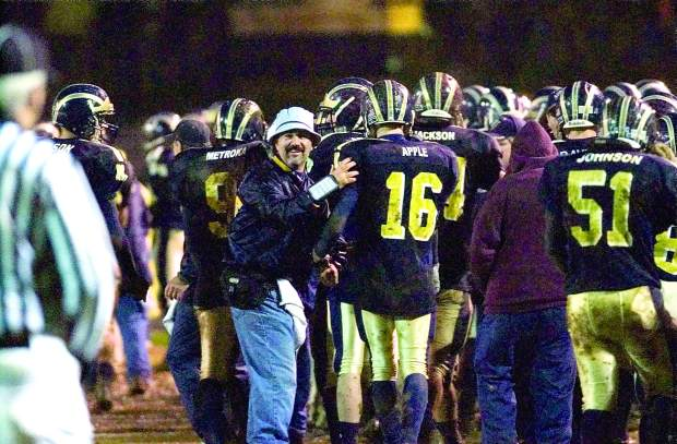 During Dave Humphers' 22 years as the head football coach at Nevada Union, the Miners won 195 games, 10 league titles, five City Championships (1993, 1994, 2004, 2005, 2009) and four Sac-Joaquin Section titles (1993, 1994, 2005, 2009). He was also named the California State Coach of the Year in 2005.