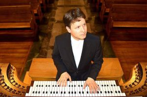 Grammy-winning organist to perform in Grass Valley