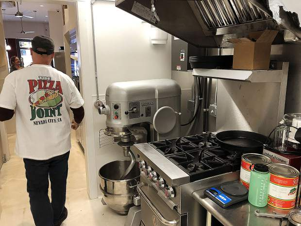 The Pizza Joint plans to sell many different pizza styles at the shop.