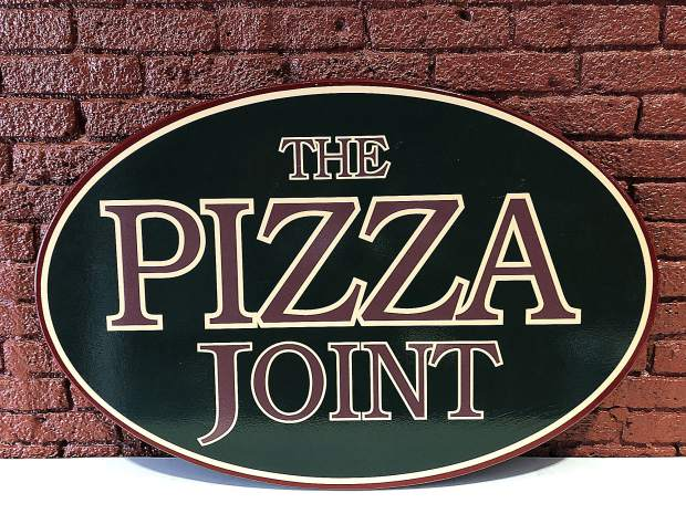The Pizza Joint plans to open within the next few weeks in Nevada City.