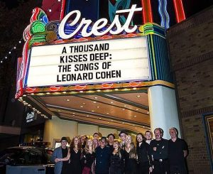 A tribute to the maestro of melancholy: Paul Emery takes his Leonard Cohen homage to Sac's Crest Theatre