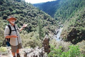 Hiking For Good series continues with a Yuba River hike