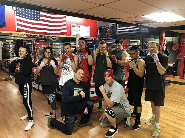 T-5 Boxing offers boxing lessons to all ages, genders, and skill levels, and now boasts more than 35 member-students.