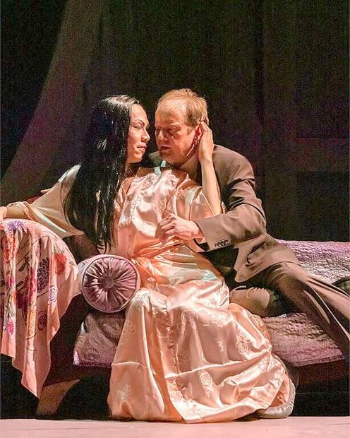 """M. Butterfly"" is a hit for Community Asian Theatre's 25th anniversary"