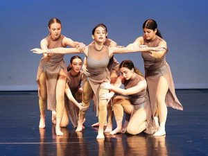 Nevada Union's Theatrical Dance troupe take on The Great White Way
