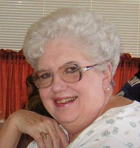 Obituary of Jeanne Hiebert